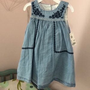 Baby girl size 12 month baby dress